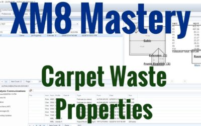Carpet Waste Settings