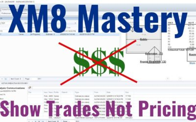 Show trades Without Pricing