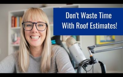 Stop Wasting Time with Roofs in Xactimate!